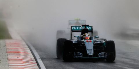 To race or not to race on wet surfaces is a safety issue that has several people in Formula 1 divided.