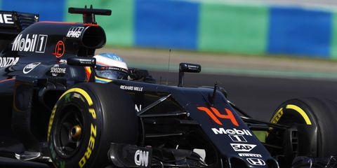 Retired McLaren veteran Jo Ramirez says he expects more from his former team.