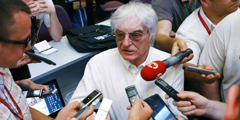 Bernie Ecclestone said the Britain leaving the EU is what is best for the nation.