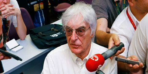 Bernie Ecclestone's role in Formula 1 could change if the sale to Liberty Media becomes official.