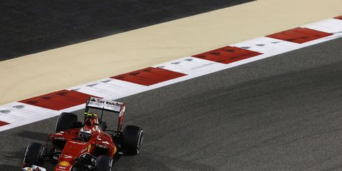 Kimi Raikkonen considered leaving Formula One at the end of his disastrous 2014.