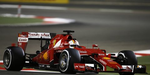 Former Red Bull Racing driver Sebastian Vettel has helped Ferrari to second place in the F1 Constructors' Championship standings.