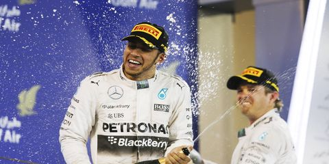 Mercedes hopes to have Lewis Hamilton's new contract wrapped up before the Spanish Grand Prix.