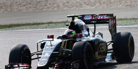 Pastor Maldonado and the Lotus Formula One team have struggled in 2015. The team has scored just 12 championship points and is sixth in the Constructors' Championship standings.