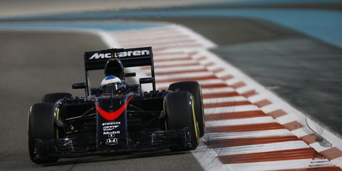 Former Renault team boss (and current member of Fernando Alonso's management team) Flavio Briatore said it's unlikely Alonso will leave McLaren-Honda for Renault.