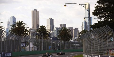 Queensland has showed a potential bid to poach the Australian Grand Prix from rival state Victoria.