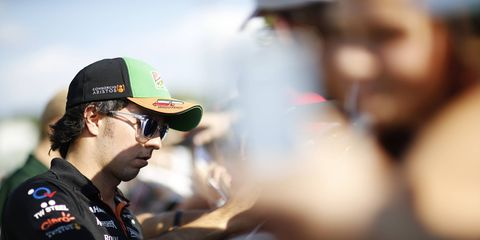 Formula One driver Sergio Perez says he is confident that his homeland, Mexico, will be ready for Formula One next year.