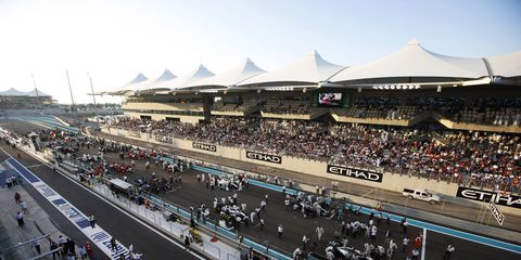 Formula One is still toying with the idea of adding an extra engine for each driver.