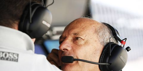 Ron Dennis, McLaren team principal, said that despite an awful showing in testing, the 2015 Honda engine will be fine.
