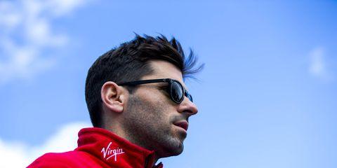 Jaime Alguersuari is retiring from racing at the age of 25.