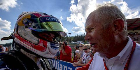 Dr. Helmut Marko is optimistic that Honda has a successful future in Formula 1.