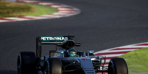 Mercedes F1 is proposing that other engine makers get a 20-hp boost in order to make the series more competitive.