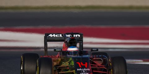 Fernando Alonso is pulling no punches when talking about the direction he sees F1 taking.