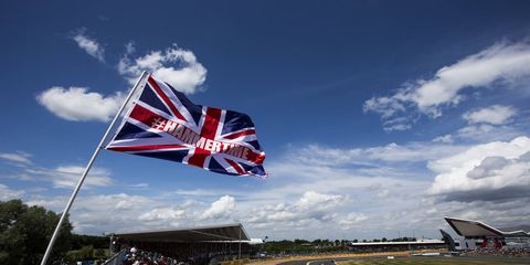 Bernie Ecclestone admits that the Formula One race at Silverstone is in jeopardy.