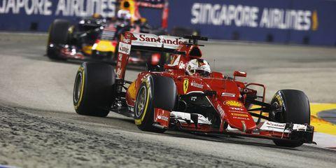 Sebastian Vettel won his 42nd career F1 race on Sunday to pass Ayrton Senna for third on the F1 all-time win list.