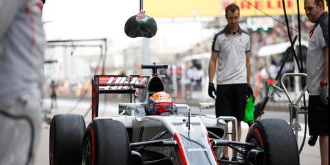 Some in the F1 paddock think that the early success of the Haas F1 Team is not all that it appears.