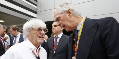 Bernie Ecclestone wants 22 races on the F1 schedule, and he doesn't seem to care that rules mandate a maximum of 20.
