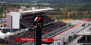 The sale of Formula 1 to Liberty Media could lead to more F1 presence in the United States. Currently, the series makes just one stop in the U.S. -- at Circuit of the Americas in Austin, Texas.
