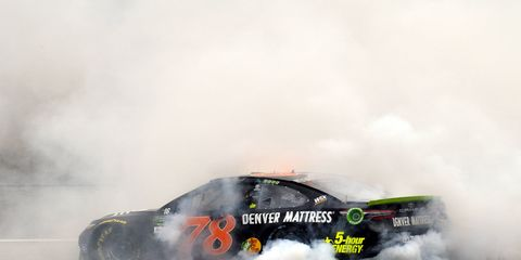Some teams have been critical of burnouts that damage the back end of Monster Energy NASCAR Cup cars.