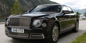 Whether you're a real-estate tycoon in Atlanta or a semiconductor potentate in Shenzhen, the Mulsanne will isolate you from the rabble.