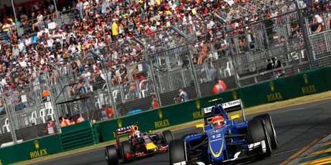 Formula One returns to Melbourne on March 20.