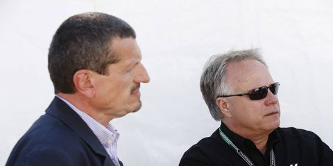 Gene Haas's Formula One team is starting to take shape. The organization will begin working in the UK this month.