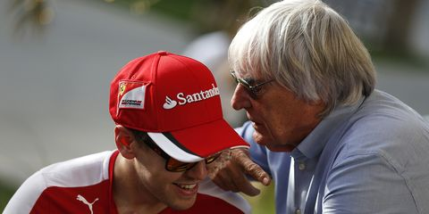 Bernie Ecclestone was a decisive character during his time at the helm of Formula 1.