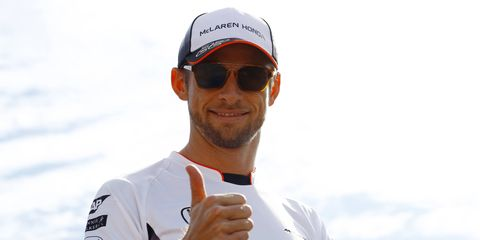 Jenson Button claims F1 drivers have not been drug tested for several years.