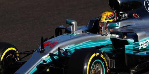 Lewis Hamilton is seeking to cut into Sebastian Vettel's 14-point lead in the Formula 1 championship chase this weekend in Austria.