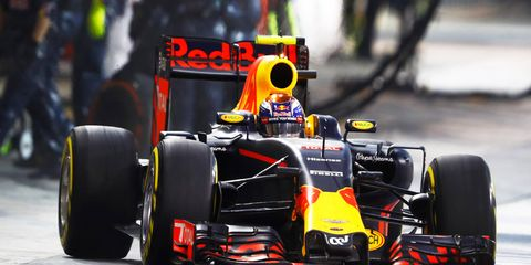 Helmut Marko says that Red Bull Racing needs to be rewarded for bringing exciting drivers like Max Verstappen (above) into Formula 1.