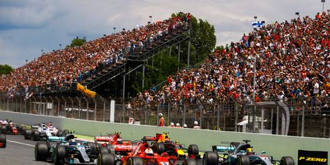 Ross Brawn says that Formula 1 needs to bridge the gap between the front of the grid and those cars in the middle of the pack.
