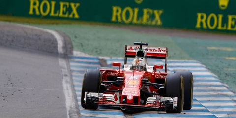 FIA race director Charlie Whiting is determined to penalize drivers for going outside the lines marking the F1 courses.