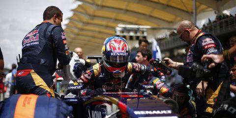 Red Bull's Dr. Helmut Marko has spoken out about Formula One's new young driver rule. Red Bull driver Max Verstappen, 17, proved last week in Malaysia that he can compete in F1, scoring six points.