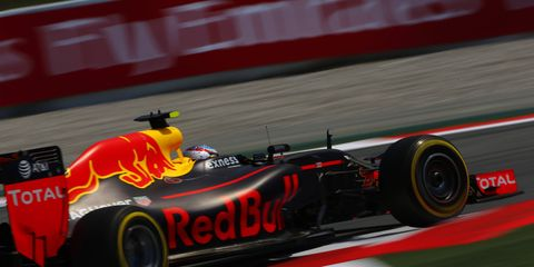 Max Verstappen shocked the F1 world with a win on Sunday in Barcelona.