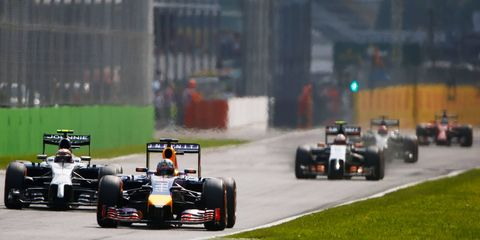 The history of Formula One and Monza goes back to 1922.