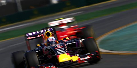 Red Bull says that if Renault can't make a competitive engine, the team will leave Formula One.