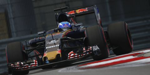 In a surprise move, Max Verstappen was promoted to Red Bull Racing, while Danill Kvyat was sent to Toro Rosso.