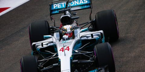 Toto Wolff thinks Lewis Hamilton can get a little more out his car on race day in Singapore.