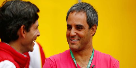 Two-time Indianapolis 500 winner Juan Pablo Montoya will return to the Indy 500 with Team Penske in 2017.