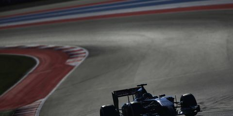 Adrian Sutil (shown), will not be driving with Sauber in 2015. The team has signed Felipe Nasr.
