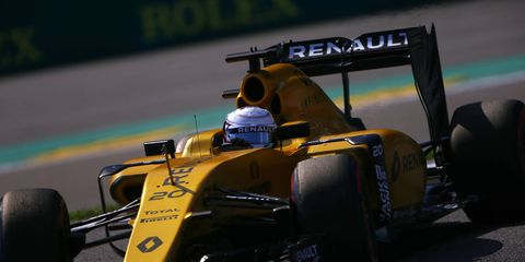 Kevin Magnussen will return to F1 after a vicious crash last week.