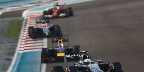 Could Audi race in Formula One sometime soon? The rumors mill is churning.