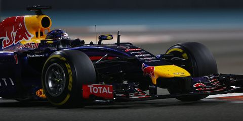 Red Bull has vowed to give Sebastian Vettel a race car...but not yet.