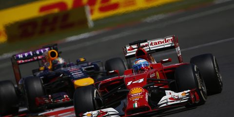 Fernando Alonso is technically under contract until the end of 2016, but it's possible he could leave Ferrari.