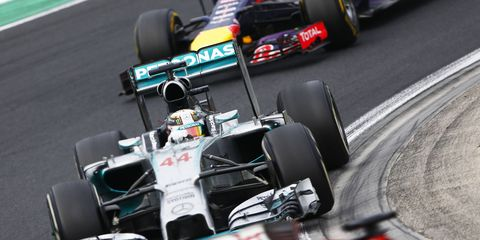 Lewis Hamilton defended his decision to disobey team orders following Sunday's Hungarian Grand Prix. During the race, Mercedes basically ordered him to slow and let teammate Nico Rosberg by.