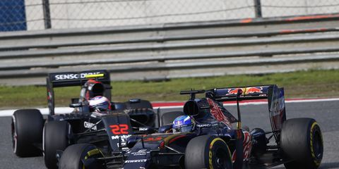 Max Verstappen denies that his F1 career has stalled. After just four races this season, there are rumbling that the Dutchman isn't living up to last year's hype.