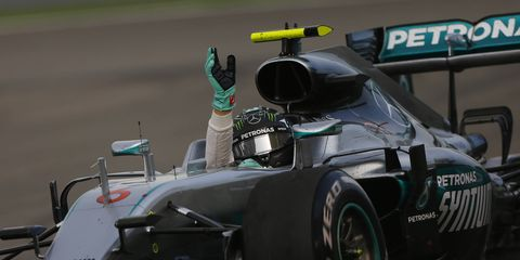 Former F1 champion Mika Hakkinen says that Mercedes driver Nico Rosberg is ready to take the championship.