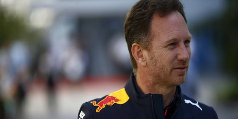 Christian Horner insists the team's drivers will remain in place next season.