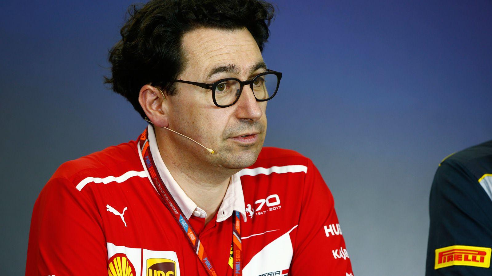 Ferrari F1 Team Gets New Team Principal For 2019