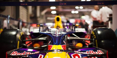 Red Bull has still not passed the FIA's crash test with their new car.